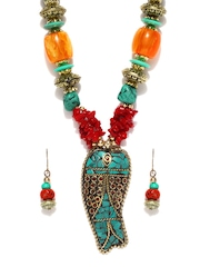 D Muse by Dressberry Multicoloured Jewellery Set