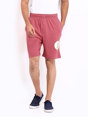 DC Comics Men Pink Shorts