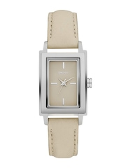 DKNY Women Beige Dial Watch