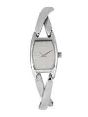 DKNY Women Steel-Toned Mirrored Dial Watch NY8872I
