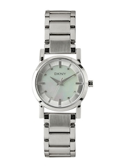 DKNY Women Pearly White Dial Watch NY4519I