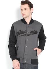 D.O. Men Charcoal Grey Sweatshirt