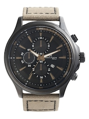 Daniel Klein Men Black Dial Watch DK10258-6