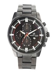 Daniel Klein Men Black Dial Watch DK10406-4