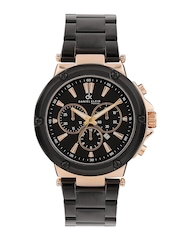 Daniel Klein Premium Men Black Dial Watch DK10461-2