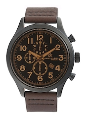 Daniel Klein Men Brown Dial Watch DK10359-3