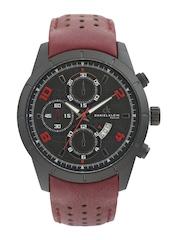 Daniel Klein Men Charcoal Grey Dial Watch DK10337-9