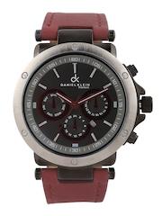 Daniel Klein Men Grey Dial Watch DK10131-10