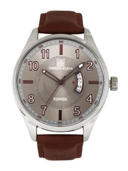 Daniel Klein Men Metallic Brown Dial Watch DK10187-6