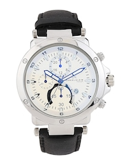Daniel Klein Men White Dial Watch DK10347-6