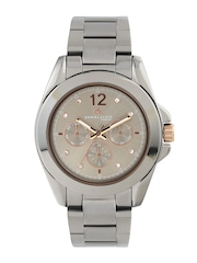Daniel Klein Women Grey Dial Watch DK10372-2