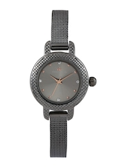 Daniel Klein Women Steel-Toned Dial Watch DK10403-5