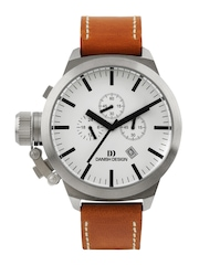 Danish Design Men White Dial Watch