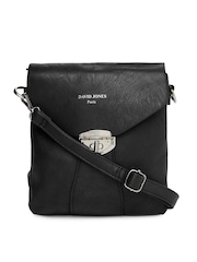 David Jones Black Sling Bag