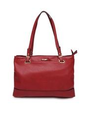 David Jones Red Shoulder Bag