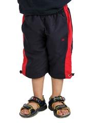 Dazzgear Boys Black Shorts