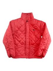 Dazzgear Boys Red Padded Jacket