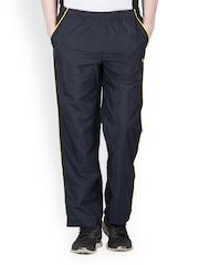 Dazzgear Men Navy Track Pants