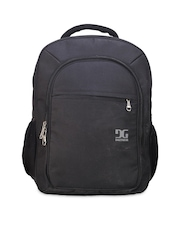 Dazzgear Unisex Black Laptop Bag