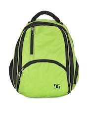 Dazzgear Unisex Green Laptop Bag