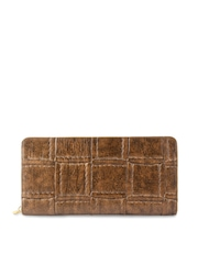 Dernier Cri. Women Brown Wallet
