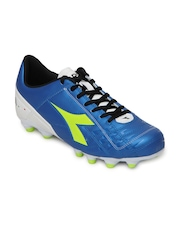 Diadora Men Blue Sports Shoes