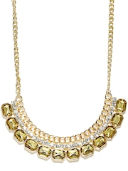 Diovanni Gold Toned Necklace