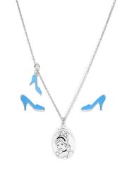 Disney Girls Sterling Silver Jewellery Set