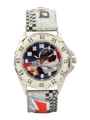 Disney Kids Blue Graphic Print Dial Watch