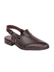 Do Bhai Men Brown Sandals