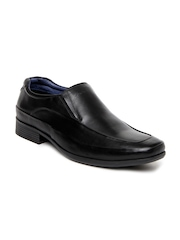 Dr. Scholl Men Black Semi-Formal Shoes