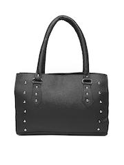 DressBerry Black Shoulder Bag