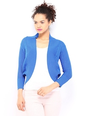 DressBerry Blue Shrug