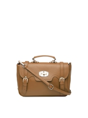 DressBerry Brown Satchel
