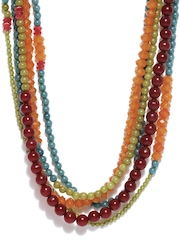 DressBerry Multi-Coloured Necklace