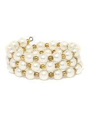 DressBerry Off-White Bracelet