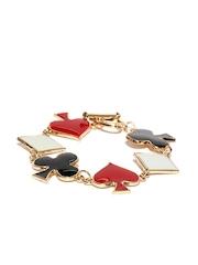 DressBerry Red & Black Bracelet