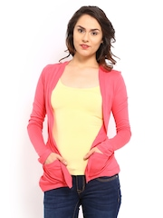 DressBerry Pink Shrug