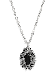 DressBerry Silver Toned Necklace