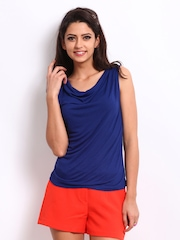 DressBerry Women Blue Top
