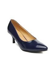 DressBerry Women Navy Heeled Shoes