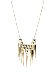 DressBerry Gold-Toned Necklace