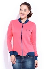 DressBerry Women Pink Sweatshirt