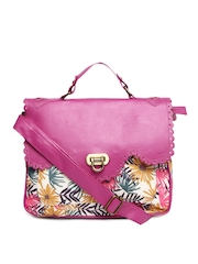 DressBerry Pink Sling Bag