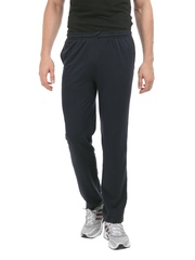 Duke Men Charcoal Grey Track Pants