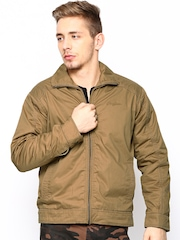 Duke Men Khaki Jacket
