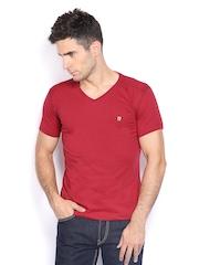 Duke Men Red T-shirt