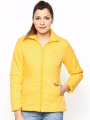 Duke Stardust Women Yellow Jacket