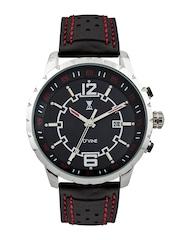 Dvine Men Black Dial Watch