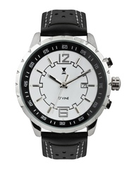 Dvine Men White Dial Watch